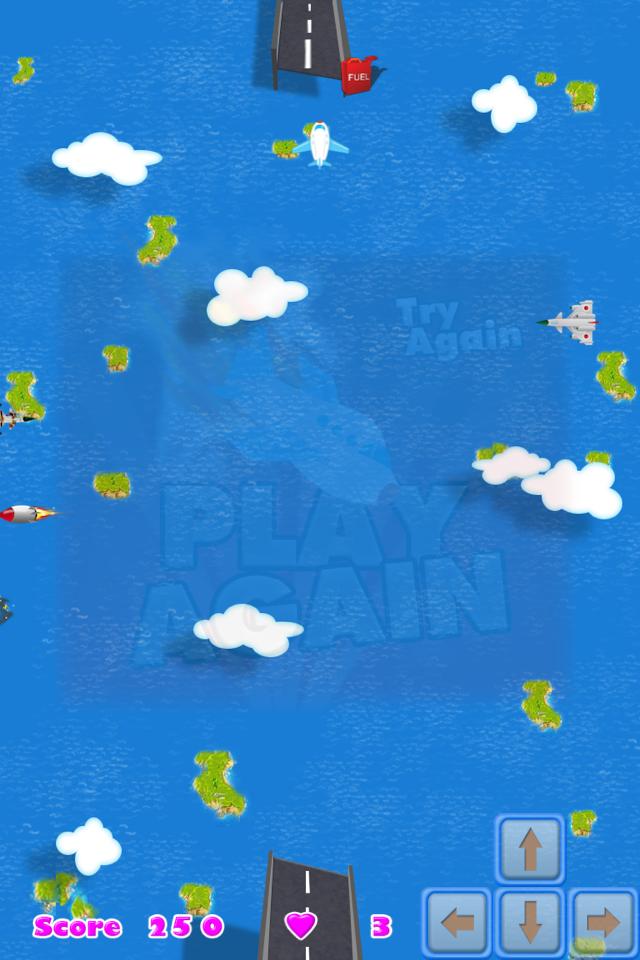Screenshot Fuel It Airplane Adventure