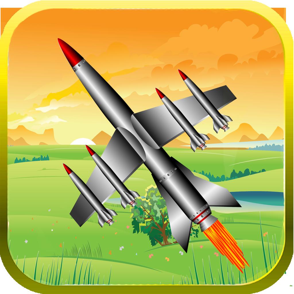 Fighter Jet - F18 Combat Bomber